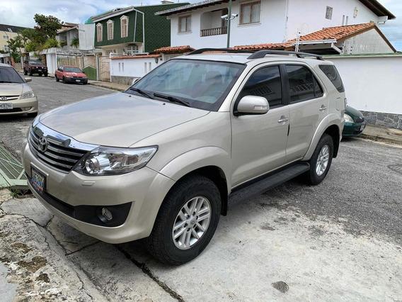 Toyota Fortuner Fortuner Blindada