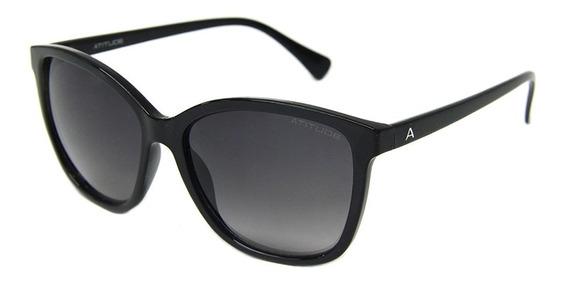 Óculos De Sol Feminino Atitude At5398 - Original