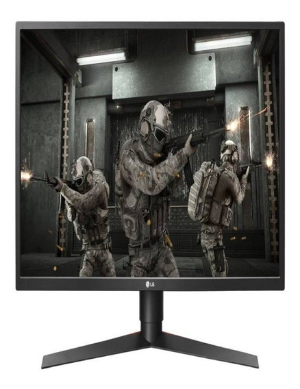 Monitor Gamer LG Full Hd 27 240hz 27gk750f Preto