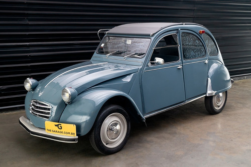 Imagem 1 de 15 de 1964 Citroën 2cv Deux Chevaux