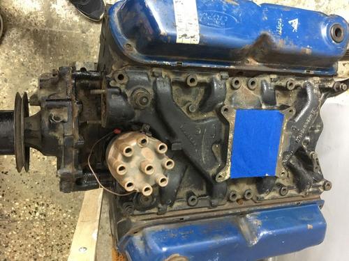 Motor Ford V8 351w , No 302 347 429 350 Mustang Bronco