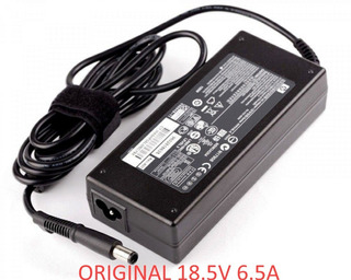 Fuente Cargador Original Hp All In One 18.5v 6.5a 120w Smart