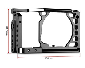 Cage Smallrig Gaiola P Dslr Sony A6500 A6300 Pronta Entrega