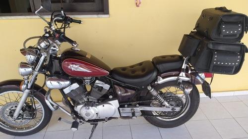 Yamaha Xv Virago 250