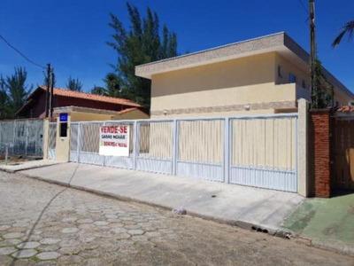 Casa Em Condomínio Fechado Com Piscina - Itanhaém