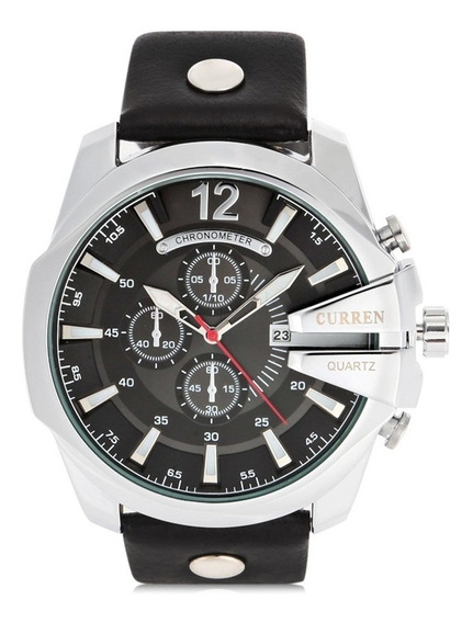 Relógio Masculino Grande Esportivo Curren - Modelo 8176