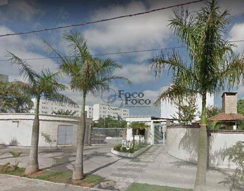 Apartamento Com 2 Dormitórios À Venda, 45 M² Por R$ 170.000,00 - Água Chata - Guarulhos/sp - Ap0881