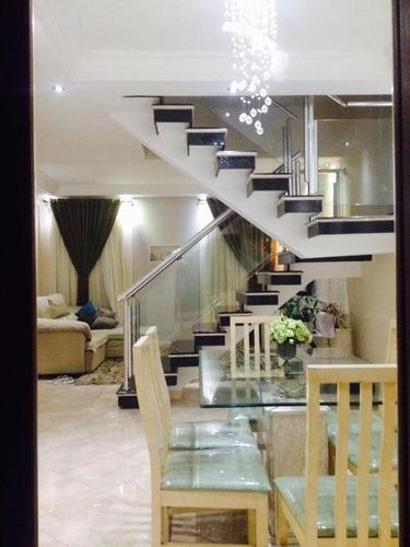 Imagem 1 de 14 de Sobrado Residencial À Venda, Vila Milton, Guarulhos - So0008. - Ai13