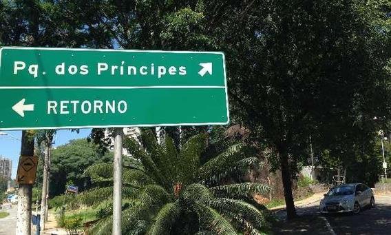 Terreno Para Venda Em São Paulo, Parque Dos Principes - Sp, 1 Dormitório, 1 Suíte, 1 Banheiro, 1 Vaga - 2000/34 T_1-736978