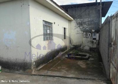 Casa Para Venda Em Bragança Paulista, Parque Brasil, 2 Dormitórios, 1 Banheiro, 2 Vagas - 527