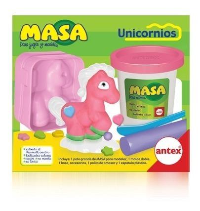 Masas Unicornios Para Jugar Y Modelar Antex 2106 Edu