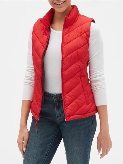 Chalecos Rojos Gap Y Zara De Mujer Mediano Originales