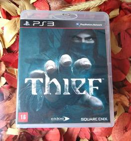 Thief - Mídia Física - Ps3 - Frete Cr R$ 11,98