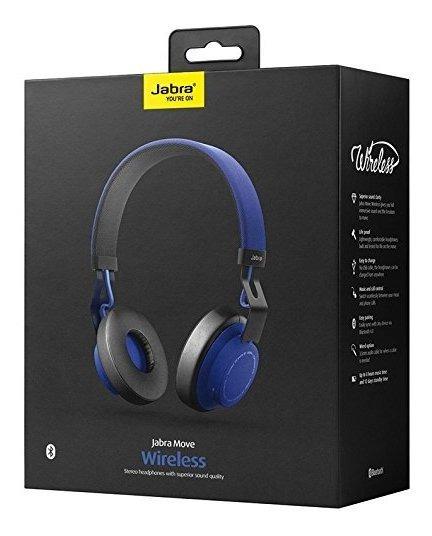 Auricular Estereo Bluetooth Jabra Move Talla Unica B717