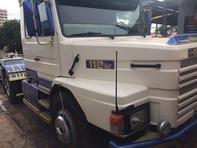 Scania 112 Hs 88 - Carreta Random 86 Com Pneus