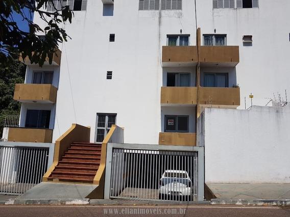 Apartamento Residencial À Venda No Bairro Jd. Kennedy - 10877