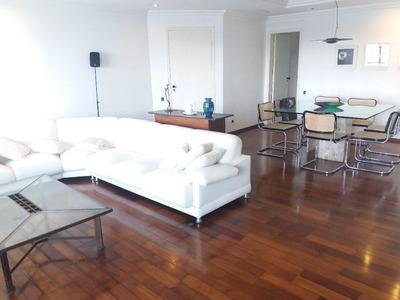 Apartamento Em Brooklin, São Paulo/sp De 140m² 3 Quartos À Venda Por R$ 1.280.000,00 - Ap173932
