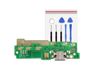 Flex Centro Puerto Carga Xperia Xa1 Ultra Micrófono G3223