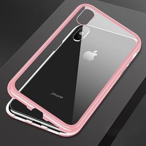 2c9e8221ffa3 Funda iPhone Magnetica 6s 7 8 Plus X Xs Max Xr Protector Ima