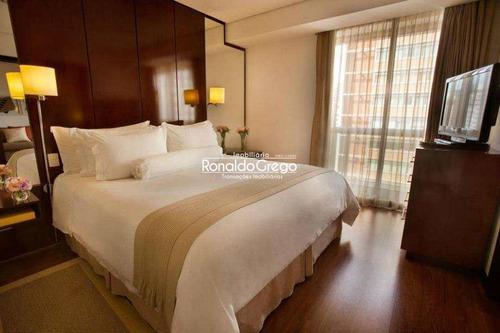 Apartamento Com 2 Dorms, Itaim Bibi, São Paulo - R$ 1.1 Mi, Cod: 1218 - A1218