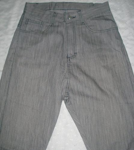 Babucha De Jeans Juvenil Talle 36