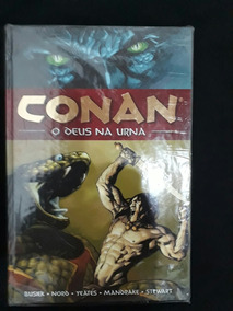 Hq Conan Deus Da Urna - Lacrada -