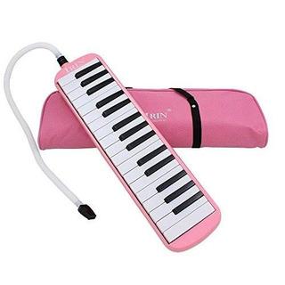 Andoer 32 Piano Keys Melodica Instrumento Musical Para Amant