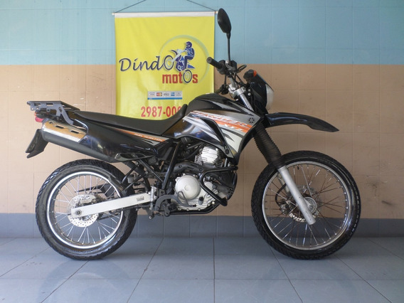 Yamaha Lander Xtz 250 2011
