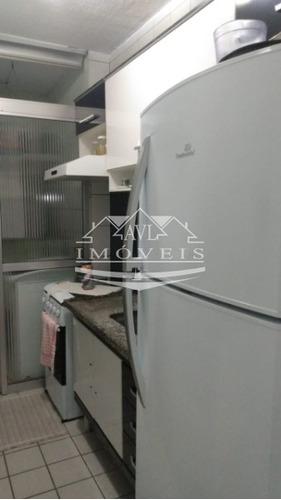 Imagem 1 de 11 de Apartamento Em Condomínio Padrão Para Venda No Bairro Jardim Santa Terezinha (zona Leste), 2 Dorm, 1 Vagas, 53 M - 920
