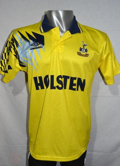 Camiseta Tottenham De Inglaterra, Umbro 1991. Talle M