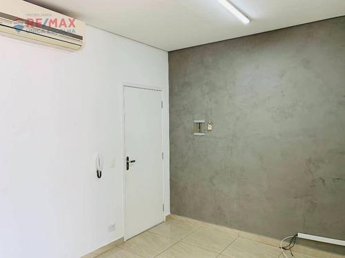Sala Para Alugar, 52 M² Por R$ 1.190,00/mês - Além Ponte - Sorocaba/sp - Sa0214
