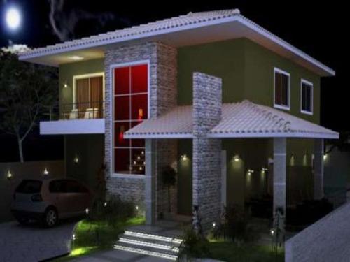 Lançamento De Casa Residencial - Cjp48 - 3159985