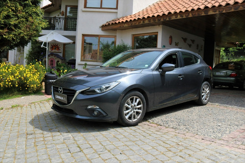 Imagen 1 de 15 de 2016 Mazda 3 2.0 Sport V B 6mt 5p