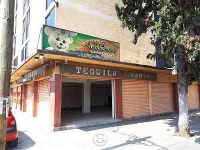 Local Comercial En Vallejo (metrobus Hospital La Raza)