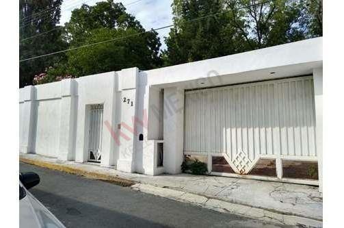Casa En Venta De Una Planta En Zona Centro De Saltillo