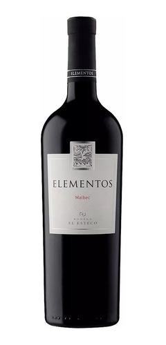 Imagen 1 de 10 de Elementos Malbec . Vino . 750ml - Tomate Algo® -
