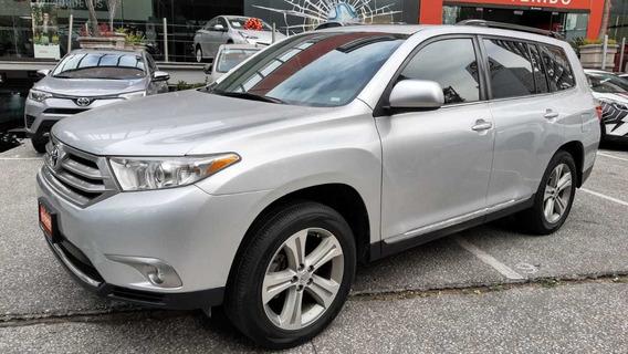 Toyota Highlander Base Premium Sport Aa Qc Piel At 2013