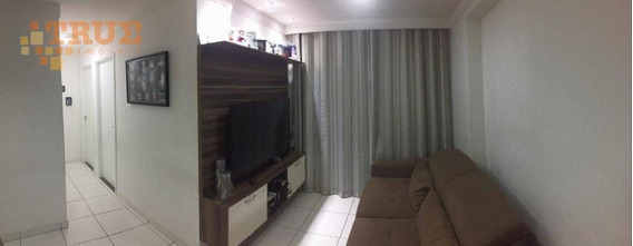 Apartamento Com 3 Dormitórios À Venda, 68 M² Por R$ 360.000,00 - Casa Amarela - Recife/pe - Ap3417
