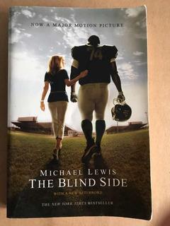 The Blind Side - Michael Lewis - En Inglés - Pasta Suave
