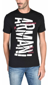 Lote De 10 Playeras Armani Cotton Pima
