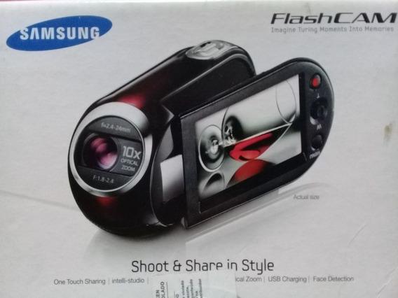 Filmadora Samsung Flashcam - C10 Compacta