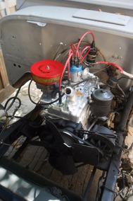 Motor Y Caja De Jeep Ika 1964 Con Papeles Al Día.