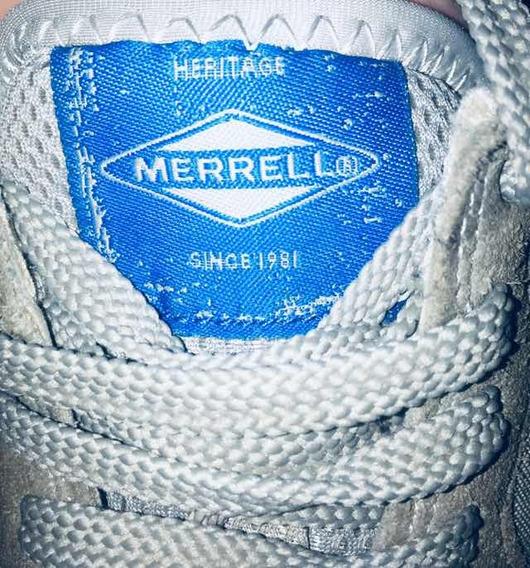 Zapatillas Deportivas Merrell En Buen Estado Belgrano