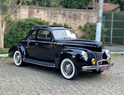 Ford Coupe Deluxe 1940