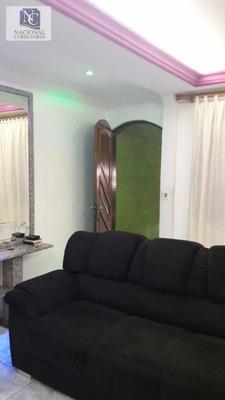 Sobrado Residencial À Venda, Jardim Utinga, Santo André. - So2118