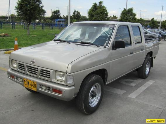 Nissan D21 Mt 2.4 4x2