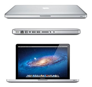 Apple Macbook Pro 15.4 Con Display De Retina