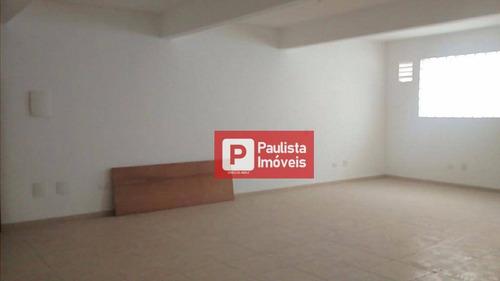 Sala Para Alugar, 80 M² Por R$ 1.999,00/mês - Jardim Taquaral - São Paulo/sp - Sa1051