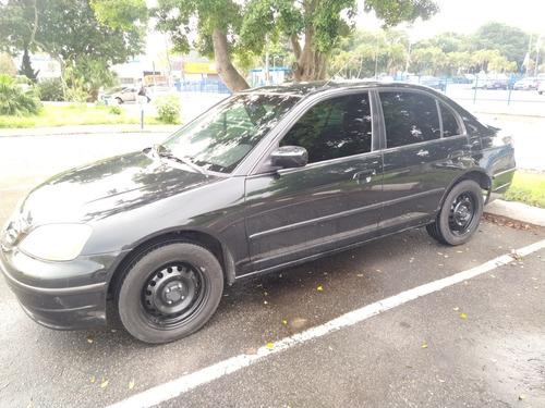 Honda Civic 2002 1.7 Lx Aut. 4p