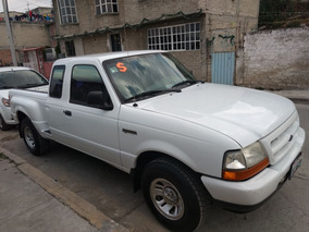Ford Ranger Xl V6 5vel Sport Caja California Mt 1999